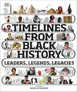 Téléchargez le livre :  Timelines from Black History