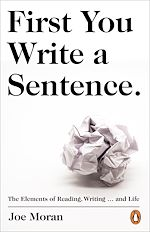 Download this eBook First You Write a Sentence.
