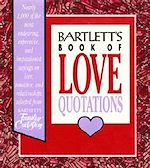 Download this eBook Bartlett's Book of Love Quotations