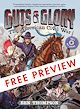 Download this eBook Guts & Glory: The American Civil War - FREE PREVIEW (The First 4 Chapters)
