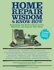 Download the eBook: Home Repair Wisdom & Know-How
