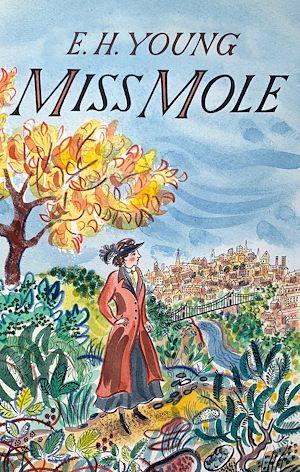 Téléchargez le livre :  Miss Mole