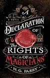 Télécharger le livre :  A Declaration of the Rights of Magicians