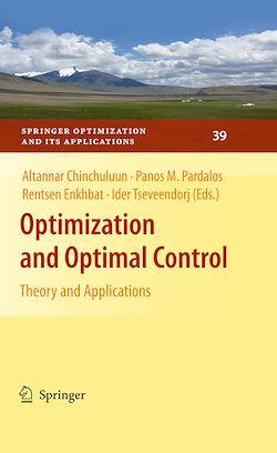 Optimization and Optimal Control