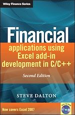 Télécharger cet ebook : Financial Applications using Excel Add-in Development in C / C++
