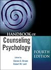 Télécharger le livre :  Handbook of Counseling Psychology