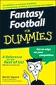 Download this eBook Fantasy Football For Dummies