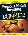 Download this eBook Precious Metals Investing For Dummies