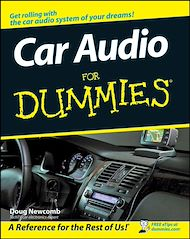 Download the eBook: Car Audio For Dummies
