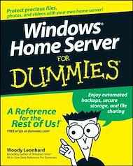 Téléchargez le livre :  Windows Home Server For Dummies