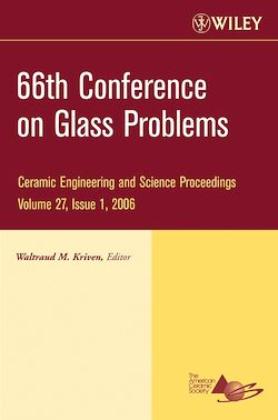 66th Conference on Glass Problems