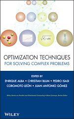 Téléchargez le livre :  Optimization Techniques for Solving Complex Problems