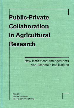 Public-Private Collaboration in Agricultural Research