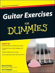 Téléchargez le livre :  Guitar Exercises For Dummies