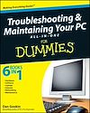 Télécharger le livre :  Troubleshooting and Maintaining Your PC All-in-One Desk Reference For Dummies
