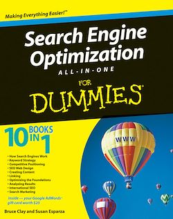 Search Engine Optimization All-in-One For Dummies<sup>®</sup>
