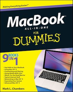 MacBook All-in-One For Dummies<sup>®</sup>