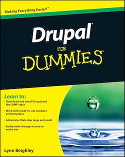 Drupal For Dummies<sup>®</sup>