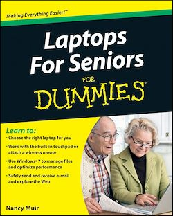 Laptops For Seniors For Dummies<sup>®</sup>