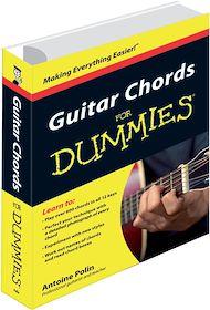 Téléchargez le livre :  Guitar Chords for Dummies