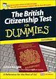 Download this eBook The British Citizenship Test For Dummies