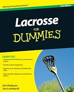 Download this eBook Lacrosse For Dummies