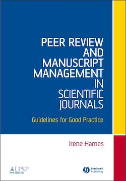 Peer Review and Manuscript Management in Scientific Journals