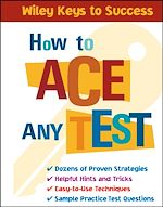 Download this eBook How to Ace Any Test
