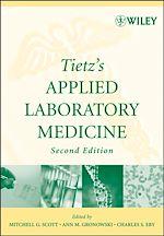 Téléchargez le livre :  Tietz's Applied Laboratory Medicine