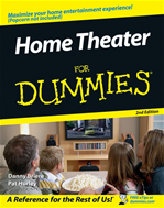 Download this eBook Home Theater For Dummies