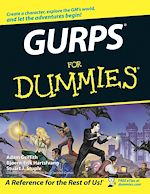 Download this eBook GURPS For Dummies