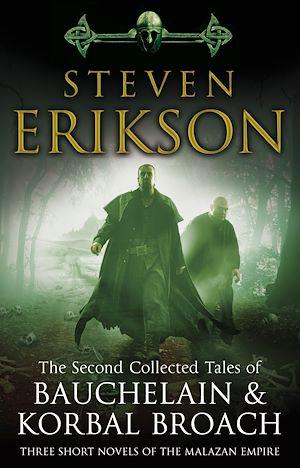 Téléchargez le livre :  The Second Collected Tales of Bauchelain & Korbal Broach