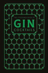 Téléchargez le livre :  The Little Black Book of Gin Cocktails