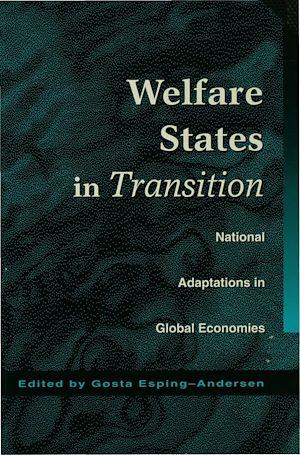 Téléchargez le livre :  Welfare States in Transition