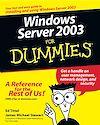Télécharger le livre :  Windows Server 2003 For Dummies