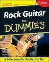 Télécharger le livre :  Rock Guitar For Dummies