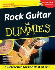 Téléchargez le livre :  Rock Guitar For Dummies