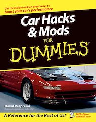 Download the eBook: Car Hacks and Mods For Dummies