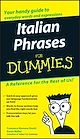 Download this eBook Italian Phrases For Dummies