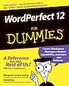 Télécharger le livre :  WordPerfect 12 For Dummies