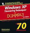 Télécharger le livre :  Windows XP Timesaving Techniques For Dummies