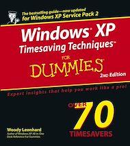 Téléchargez le livre :  Windows XP Timesaving Techniques For Dummies