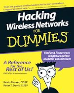 Download this eBook Hacking Wireless Networks For Dummies