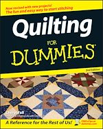 Download this eBook Quilting For Dummies
