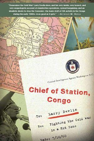 Téléchargez le livre :  Chief of Station, Congo