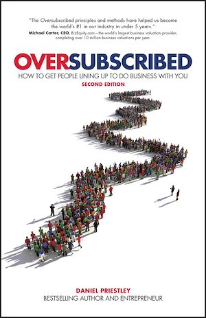 Téléchargez le livre :  Oversubscribed