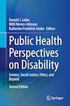 Télécharger le livre :  Public Health Perspectives on Disability