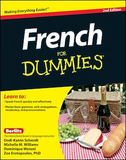 Download the eBook: French For Dummies