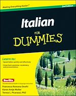 Download this eBook Italian For Dummies, Enhanced Edition