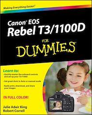 Téléchargez le livre :  Canon EOS Rebel T3/1100D For Dummies